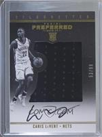 Silhouettes Rookies - Caris LeVert #/99