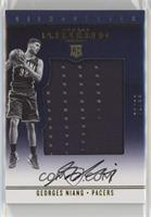Silhouettes Rookies - Georges Niang /99