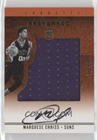 Silhouettes Rookies - Marquese Chriss #/99