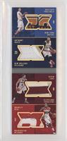 Bradley Beal, Anthony Davis, Kevin Love, Kristaps Porzingis [Noted] #/10