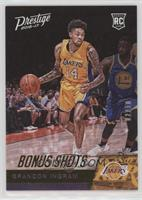 Rookies - Brandon Ingram /10