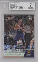 Rookies - Marquese Chriss [BGS 7 NEAR MINT] #/1