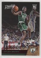 Rookies - Jaylen Brown #/75