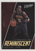 Taurean Prince, DeMarre Carroll #/25