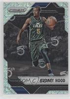 Rodney Hood #/25