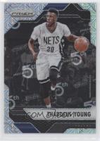 Thaddeus Young #/25