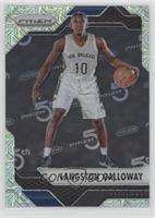 Langston Galloway #/25