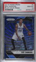 Ben Simmons [PSA 10 GEM MT] #45/99