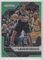 LaMarcus Aldridge (Kobe Bryant defending)