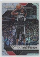 Rajon Rondo #/25