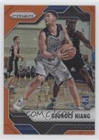 Georges Niang #/49