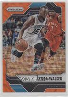 Kemba Walker [Noted] #/25