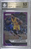 D'Angelo Russell [BGS 9.5 GEM MINT] #/75