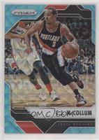 C.J. McCollum #/25
