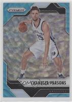 Chandler Parsons #/25
