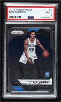 Ben Simmons [PSA 9 MINT]