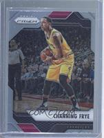 Channing Frye [Noted]