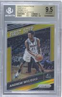 Andrew Wiggins [BGS 9.5 GEM MINT] #/10