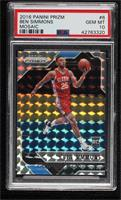 Ben Simmons [PSA 10 GEM MT]