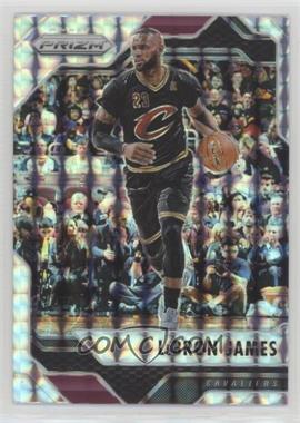 2016-17 Panini Prizm Mosaic - [Base] #64 - LeBron James