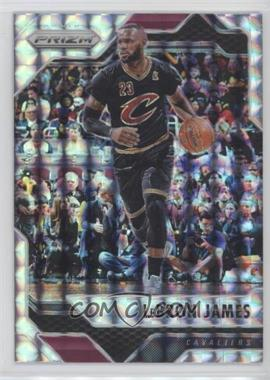 2016-17 Panini Prizm Mosaic - [Base] #64 - LeBron James