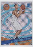 Rookies - Willy Hernangomez #/100