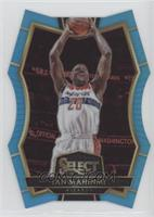 Premier Level Die-Cut - Ian Mahinmi /199