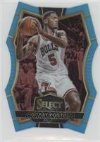 Premier Level Die-Cut - Bobby Portis #/199