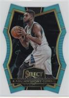 Premier Level Die-Cut - Karl-Anthony Towns /199