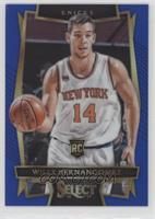 Concourse - Willy Hernangomez #/299