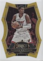 Premier Level Die-Cut - Hassan Whiteside #/10