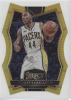 Premier Level Die-Cut - Jeff Teague #/10