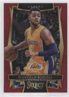 Concourse - D'Angelo Russell #/175