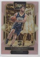 Courtside - Georges Niang #/15