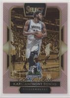 Courtside - Karl-Anthony Towns #/15