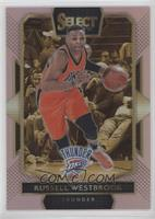 Courtside - Russell Westbrook #/15