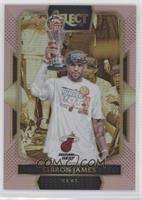 Courtside - LeBron James /15