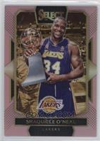 Courtside - Shaquille O'Neal #/15