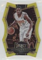 Premier Level Die-Cut - Brandon Knight #/75