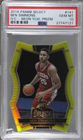 Premier Level Die-Cut - Ben Simmons /75 [PSA 10 GEM MT]