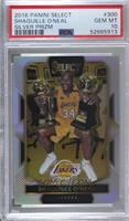 Courtside - Shaquille O'Neal [PSA10GEMMT]
