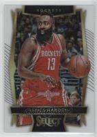 Concourse - James Harden