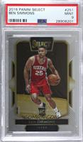 Courtside - Ben Simmons [PSA 9 MINT]
