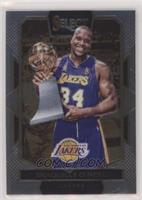 Courtside - Shaquille O'Neal