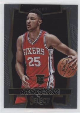 2016-17 Panini Select - [Base] #60 - Concourse - Ben Simmons
