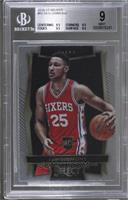 Concourse - Ben Simmons [BGS 9 MINT]