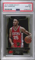 Concourse - Ben Simmons [PSA 10 GEM MT]
