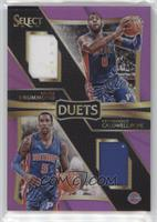Andre Drummond, Kentavious Caldwell-Pope /99