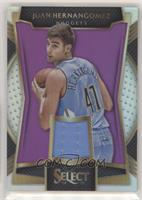 Juan Hernangomez [EX to NM] #/99