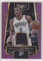 Russell Westbrook #/99